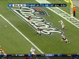 Video - Ryan Fitzpatrick end zone interception