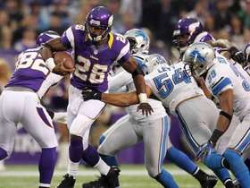 Video - Detroit Lions vs. Minnesota Vikings highlights