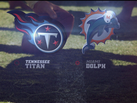 Video - Tennessee Titans vs. Miami Dolphins highlights
