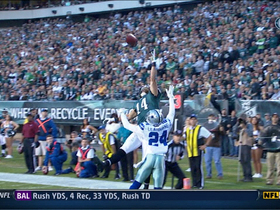 Video - Philadelphia Eagles wide receiver Riley Cooper 2-yard TD snag