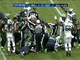 Watch: Jets recover Lynch fumble