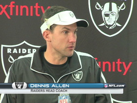 Video - Oakland Raiders postgame press conference