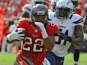 Video - San Diego Chargers vs. Tampa Bay Buccaneers highlights