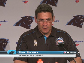 Video - Carolina Panthers postgame press conference