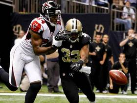 Video - Atlanta Falcons vs. New Orleans Saints highlights