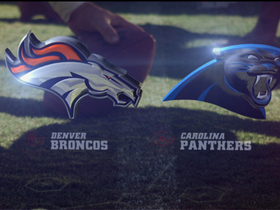 Video - Denver Broncos vs. Carolina Panthers highlights