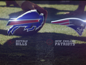 Video - Buffalo Bills vs. New England Patriots highlights
