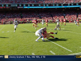 Video - San Francisco 49ers quarterback Alex Smith hit in head, leaves game with concussion