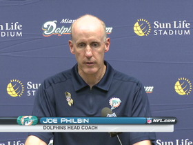 Video - Miami Dolphins postgame press conference