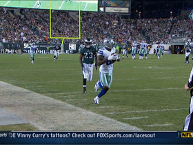 Video - Dallas Cowboys wide receiver Dez Bryant 49-yard catch
