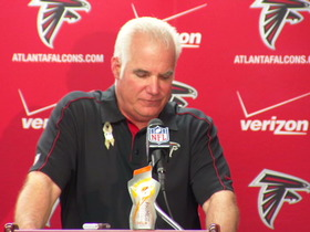 Video - Atlanta Falcons postgame press conference