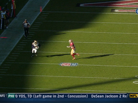 Video - St. Louis Rams convert on fake punt from own end zone