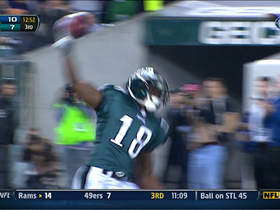 Video - Philadelphia Eagles wide receiver Jeremy Maclin 44-yard TD catch
