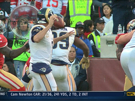 Video - St. Louis Rams quarterback Sam Bradford to wide receiver Austin Pettis for the lead