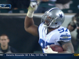 Video - Dallas Cowboys defense fumble recovery for TD