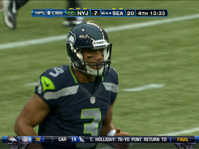 Video - Week 10: Russell Wilson highlights