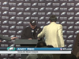 Video - Philadelphia Eagles postgame press conference
