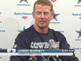 Video - Dallas Cowboys postgame press conference