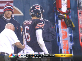 Video - Chicago Bears quarterback Jay Cutler injured on illegal hit
