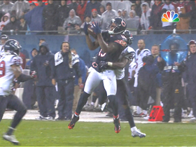 Video - Chicago Bears wide receiver Brandon Marshall 45-yard catch