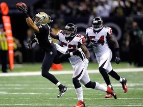 Video - GameDay: Atlanta Falcons vs. New Orleans Saints highlights