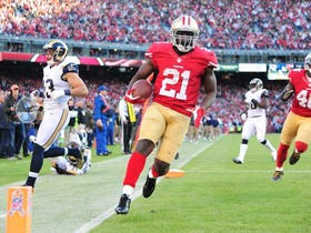 Video - GameDay: St. Louis Rams vs. San Francisco 49ers highlights