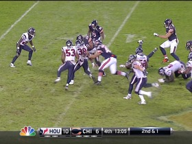 RB Bush, 20-yd, run