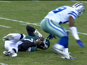 Video - Philadelphia Eagles head coach Andy Reid: Michael Vick has 'pretty significant' concussion