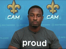 Video - New Orleans Saints defensive back Jabari Greer joins 'Around the League'