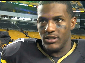 Video - Mike Wallace: Pittsburgh Steelers 'definitely need our leader back'