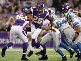 Video - Just Sayin': Adrian Peterson makes a comeback