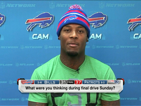 Video - Stevie Johnson ready for 'TNF'