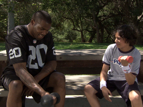 Watch: Play 60 Fit and Funny Files: Darren McFadden