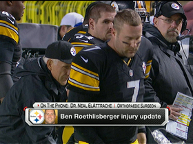 Video - Big Ben injury update