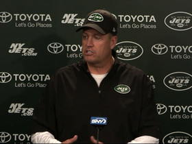 Video - Rex Ryan defends Tim Tebow