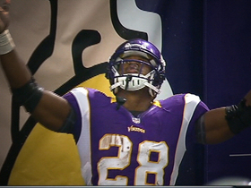Video - Adrian Peterson's top 5 plays of 2012