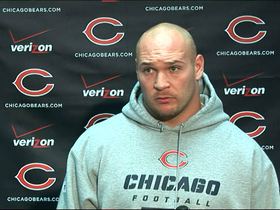 Video - Chicago Bears linebacker Brian Urlacher: Play at your own risk