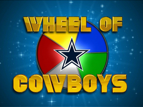 Video - Wheel of Cowboys