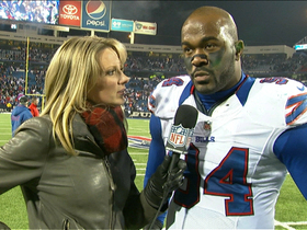 Video - Buffalo Bills DE Mario Williams: 'It's definitely a must-win'