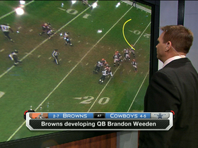 Video - 'Playbook': Cleveland Browns vs. Dallas Cowboys