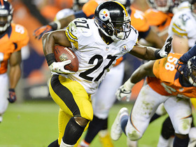 Video - Pittsburgh Steelers ready to run