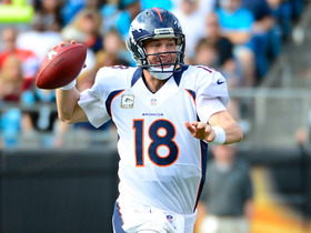 Video - Manning's most impressive season?