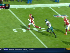 Foles 2nd interception