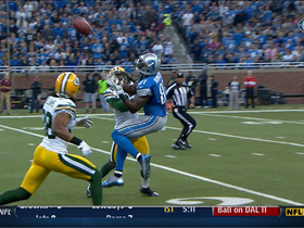 Video - Lions WR Calvin Johnson 53-yard catch
