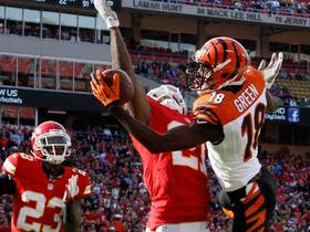 Video - WK11 Can't-Miss Play:  A.J. Green one-hander