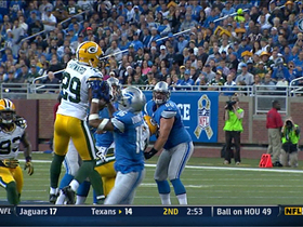 Video - Hayward intercepts Stafford