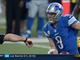 Watch: Stafford fumbles, Daniels recovers