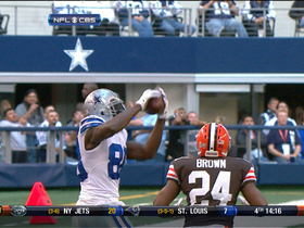 Video - Dallas Cowboys WR Dez Bryant 30-yard catch