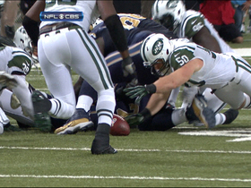 Video - Rams RB Daryl Richardson fumbles versus the Jets