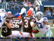 Watch: Cowboys recover Weeden fumble